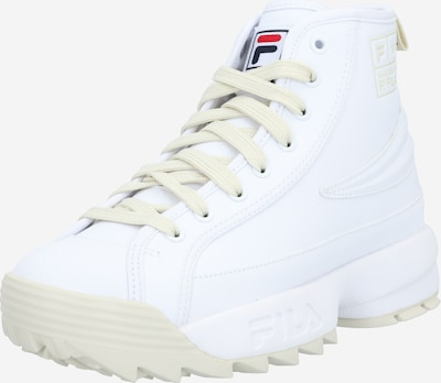 FILA Sneaker 'Retroruptor' in weiß, Produktansicht