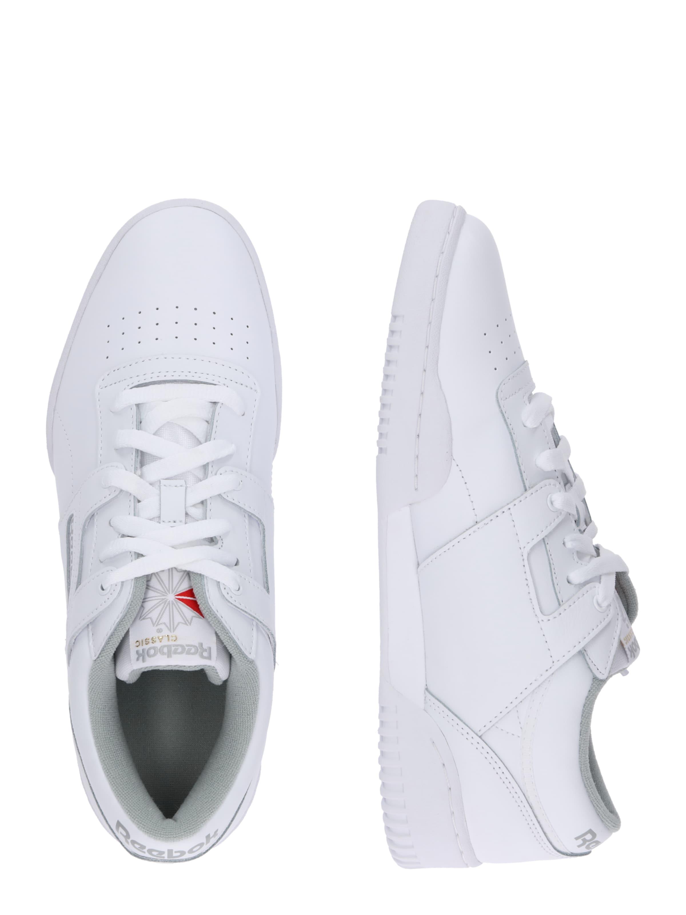 Classic Reebok GrauWeiß Sneaker In Reebok Sneaker In Classic ZkiPTXOu