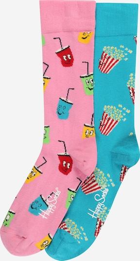 Happy Socks Socken 'Snacks Gift Box' in mischfarben, Produktansicht