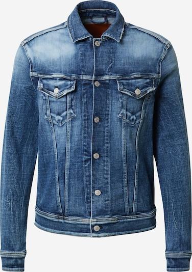 REPLAY Jacke in blau, Produktansicht