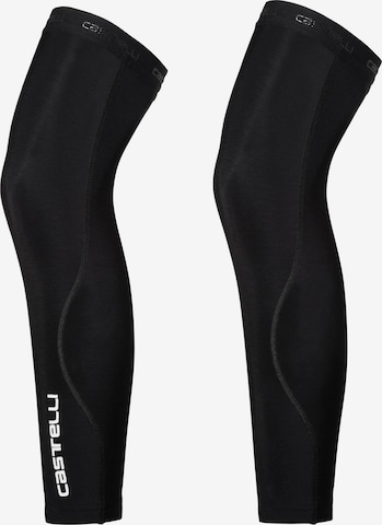 CASTELLI Athletic Socks 'NANO FLEX 3G' in Black