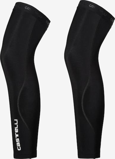 CASTELLI Knielinge 'NANO FLEX 3G' in schwarz, Produktansicht