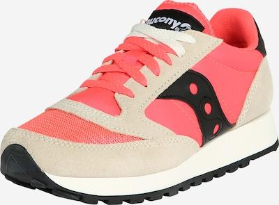 saucony Sneakers in beige / neonpink / schwarz / weiß, Produktansicht