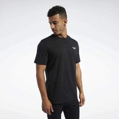 Reebok Classic Shirt in de kleur Zwart: Vooraanzicht