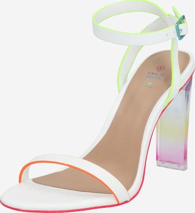CALL IT SPRING Sandalen 'Hayvenn' in mischfarben / weiß, Produktansicht