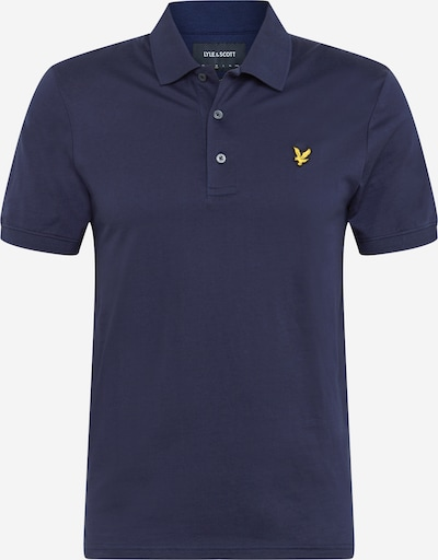Lyle & Scott Shirt in de kleur Navy, Productweergave