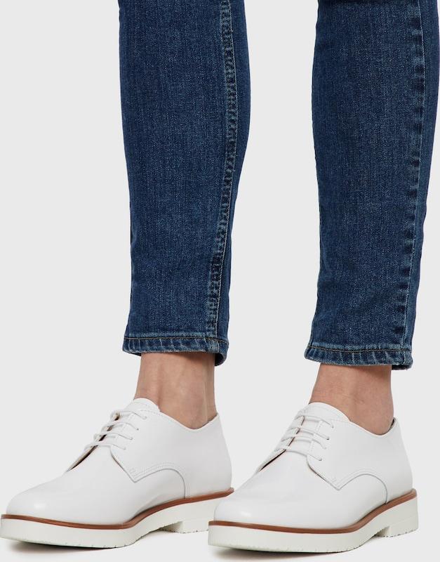 Haltbare Schuhe Mode billige Schuhe Bianco | Schnür Leder Schuhe Haltbare Schuhe Gut getragene Schuhe dcbcc5