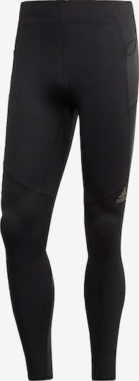 ADIDAS PERFORMANCE Sporthose 'Saturday' in grau / khaki / schwarz, Produktansicht