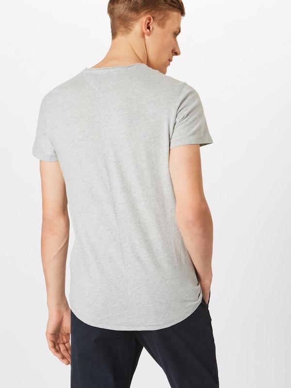 T Chiné shirt Jeans En Gris Tommy lc3TK1uFJ