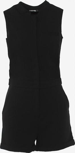 trueprodigy Jumpsuit in schwarz, Produktansicht