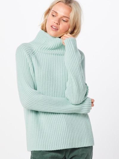 DRYKORN Pullover 'ARWEN' in mint, Modelansicht