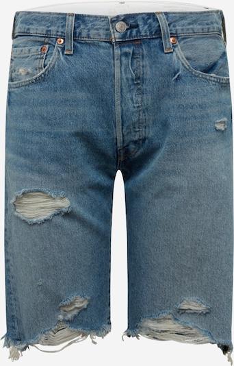 LEVI'S Jeansshorts in blue denim, Produktansicht