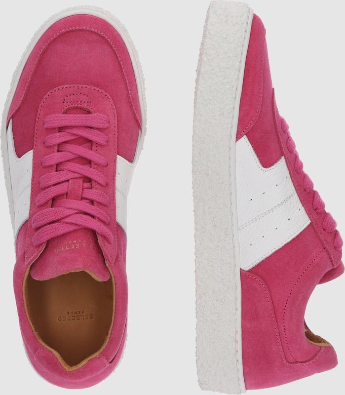 SELECTED FEMME | Sneaker 'SLFDINA TRAINER LOVE POTION'