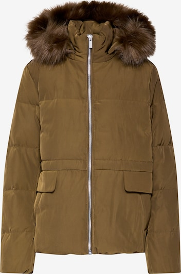 VILA Jacke 'VICALIFORNIA STRAIGHT SHORT DOWN JACKET' in grün, Produktansicht