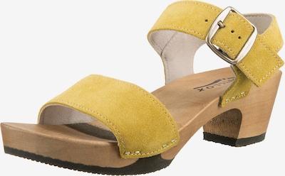 SOFTCLOX Sandale 'Kea' in gelb, Produktansicht