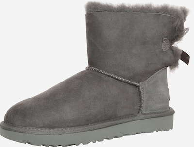 UGG Boot 'Mini Bailey Bow II' in grau, Produktansicht