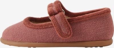 MANGO KIDS Schuh cove in altrosa, Produktansicht