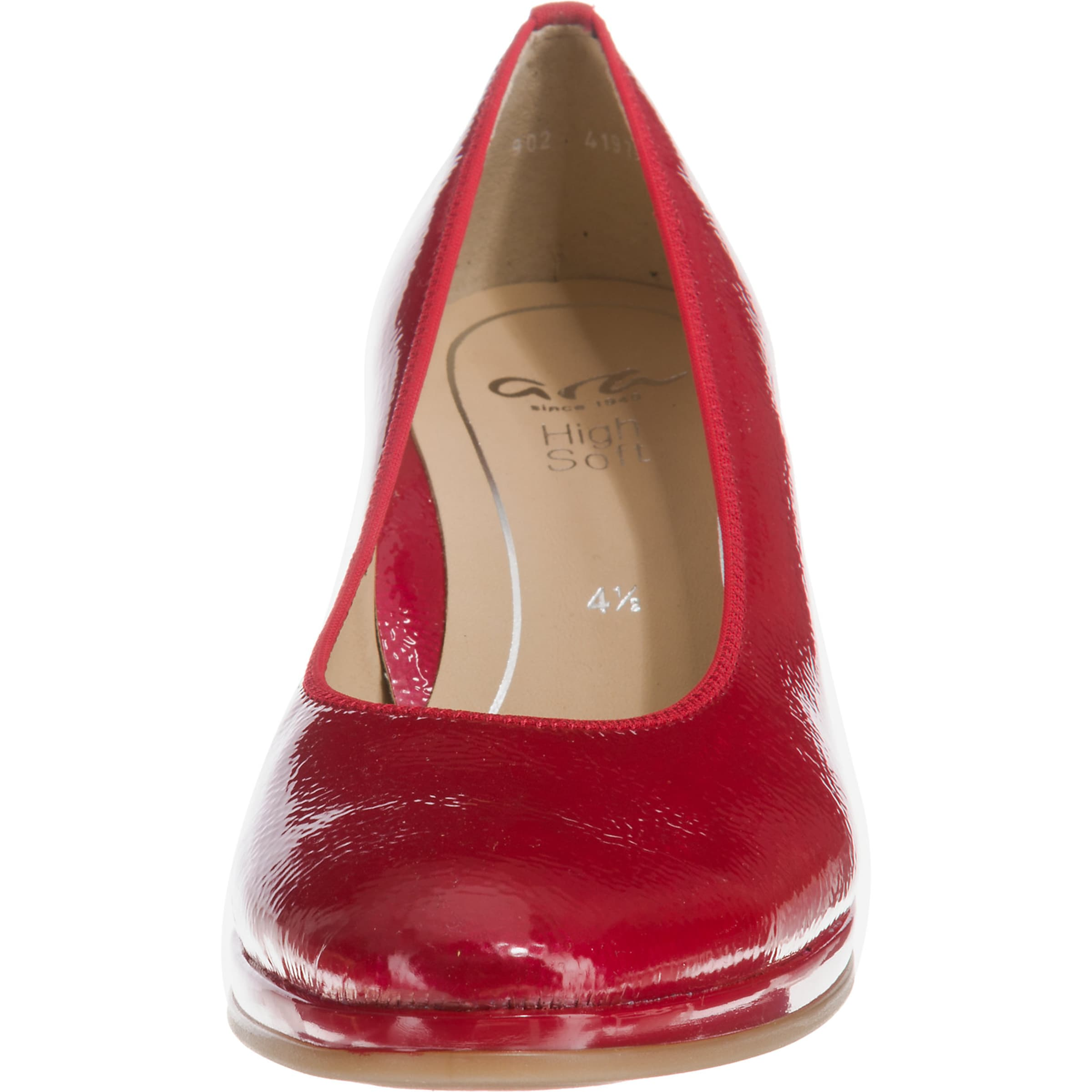 Rouge Escarpins En Escarpins Clair Escarpins Ara Ara Clair Ara Rouge En E9WHY2ID