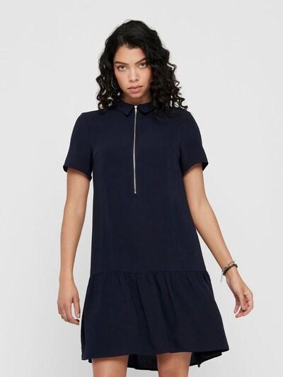 ONLY Kleid 'RANONA' in dunkelblau, Modelansicht