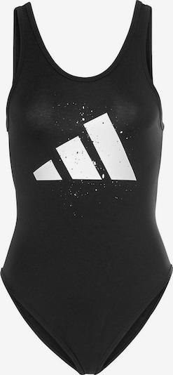 ADIDAS PERFORMANCE Sportbody in de kleur Zwart / Wit, Productweergave