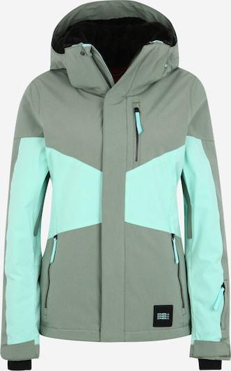 O'NEILL Skijacke 'PW CORAL' in aqua / grün, Produktansicht