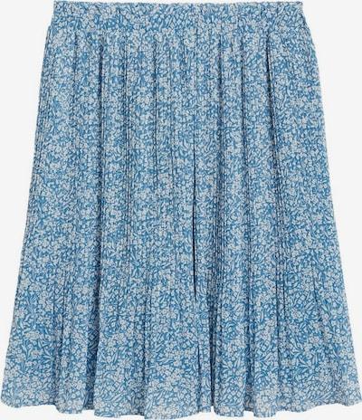 MANGO Rock 'Mauri' in blau, Produktansicht