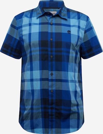 TIMBERLAND Hemd 'E-R SS Plaid SF' in blau, Produktansicht