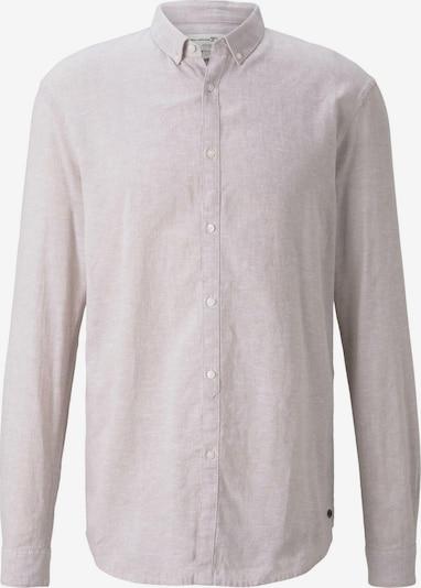TOM TAILOR DENIM Hemd in beige, Produktansicht