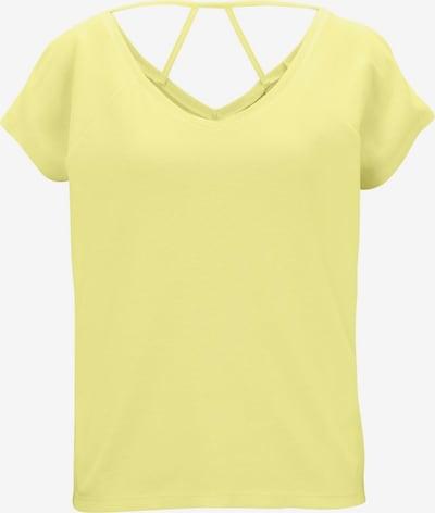 heine Shirt in pastellgelb, Produktansicht