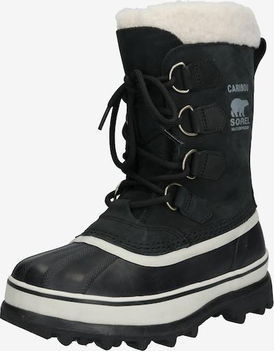 Boots da neve 'Caribou' SOREL di colore pietra / nero, Visualizzazione prodotti
