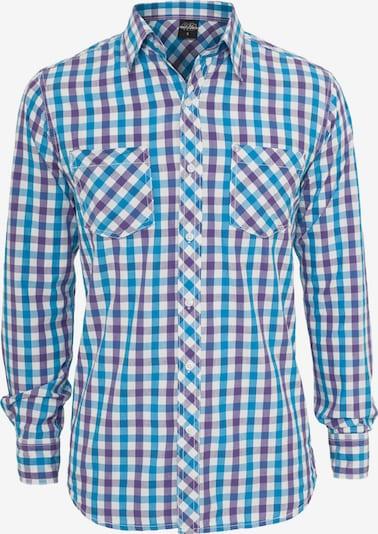 Urban Classics Overhemd in de kleur Gemengde kleuren, Productweergave