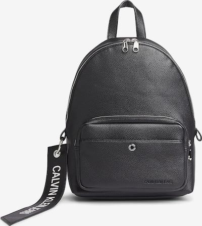 Calvin Klein Jeans Sac à dos en noir, Vue avec produit