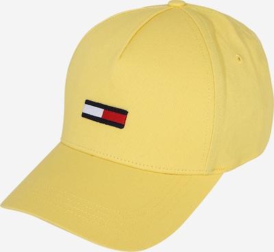 Tommy Jeans Cap in marine / zitrone / rot / weiß, Produktansicht