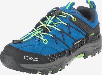CMP Wanderschuh 'Rigel' in himmelblau / gelb / schwarz, Produktansicht