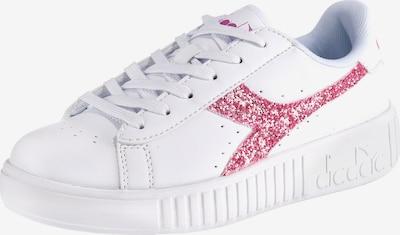 Diadora Sneaker  'Game Step GS' in pink / weiß, Produktansicht