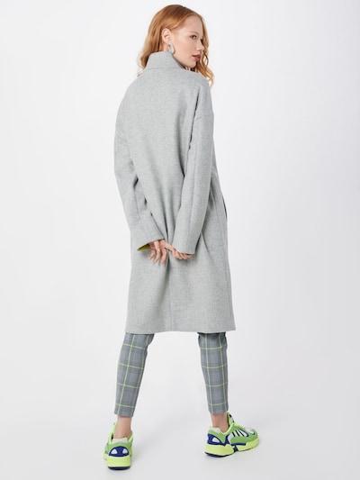 Rudeninis-žieminis paltas iš Marc Cain , spalva - šviesiai pilka: Vaizdas iš galinės pusės