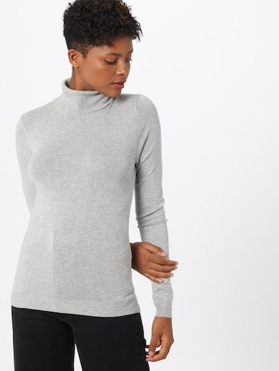 Megztinis 'GLORY' iš VERO MODA , spalva - šviesiai pilka, Modelio vaizdas