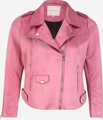 ONLY Carmakoma Prehodna jakna | rosé barva, Prikaz izdelka