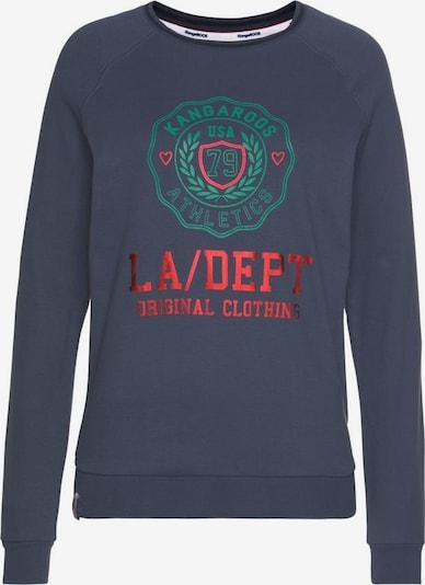 KangaROOS Sweatshirt in blau, Produktansicht