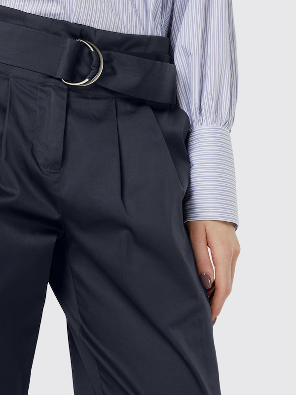 Saint Tropez Pant-fold With