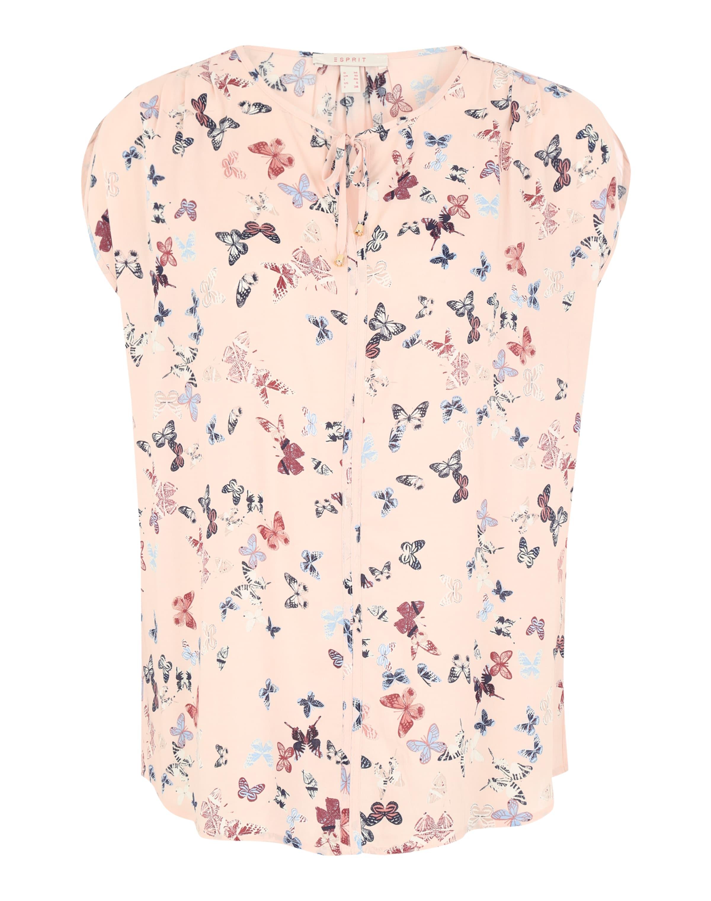 Rabatt Suche Webseite Günstiger Preis ESPRIT Bluse mit Schmetterlings-Design Billig Genießen Billig Gutes Verkauf Am Billigsten 3h6dbfSfiJ