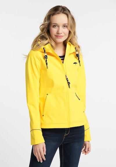 Schmuddelwedda Jacke in gelb, Produktansicht