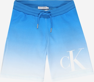 Calvin Klein Jeans Shorts in hellblau, Produktansicht