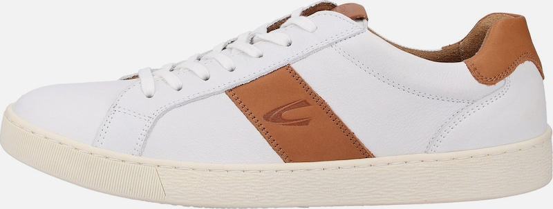 Wit Camel Active Cognac In Sneakers Laag 1Xr1w