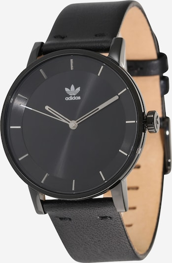 ADIDAS ORIGINALS Armbanduhr 'District_L1' in schwarz, Produktansicht