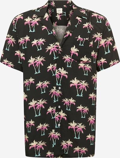 Redefined Rebel Košile 'Carter' - světlemodrá / pink / černá / bílá, Produkt