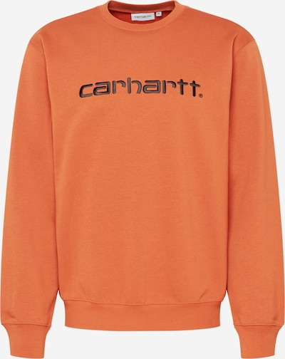 Carhartt WIP Sweatshirt in orange, Produktansicht