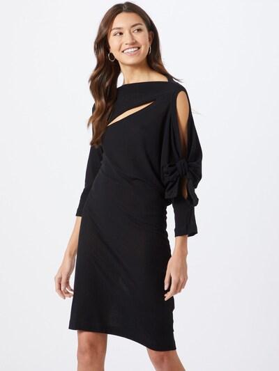 DIESEL Kleid 'TITY' in schwarz, Modelansicht