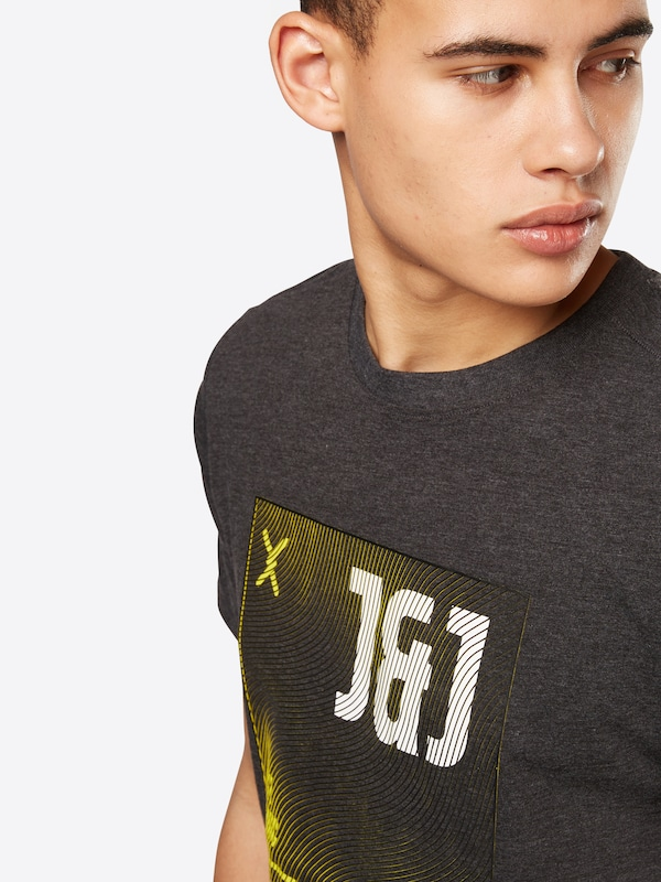 JACK & JONES T-Shirt 'JCOLUCAS GM'