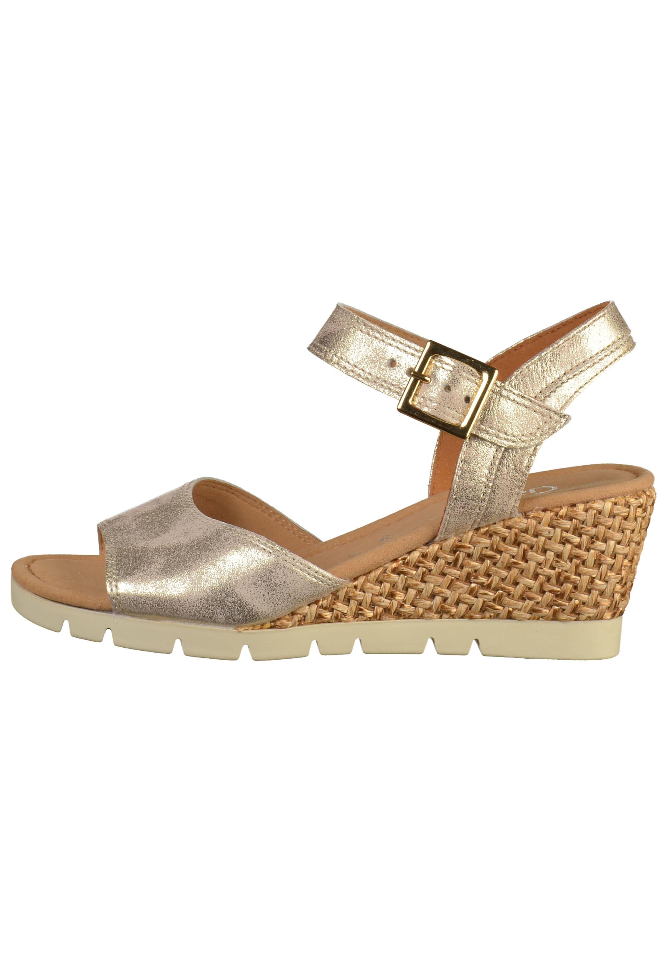 Haltbare Mode billige Schuhe GABOR | Sandalen Schuhe Gut getragene Schuhe